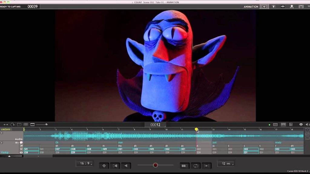 Animation tools for business - DragonFrame