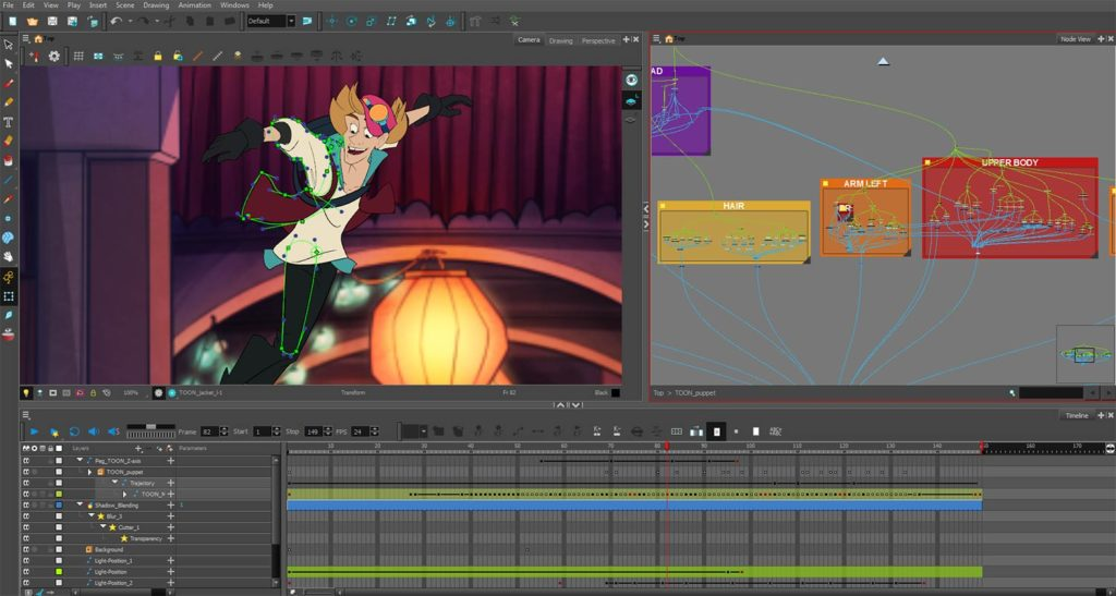 Animation tools for business - Toon Boom Harmony