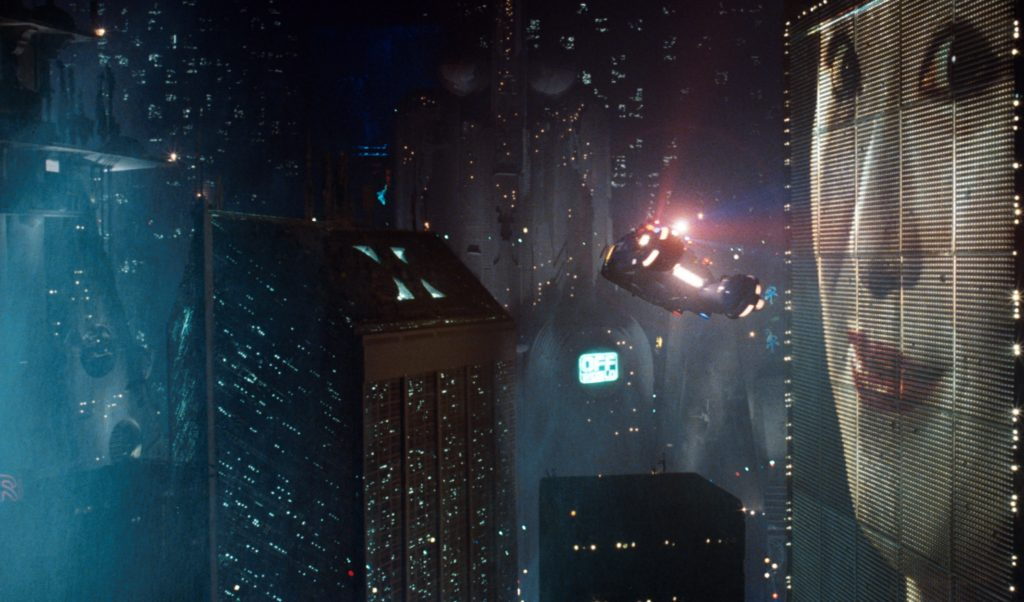 Blade Runner - most iconic vfx scenes in movies