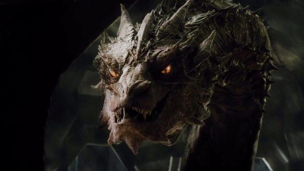 Best Mocap Characters Smaug The Hobbit