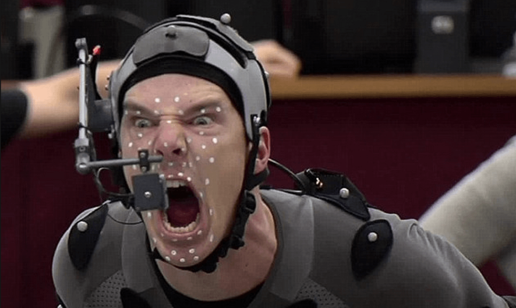 Best Mocap Characters Smaug The Hobbit Benedict Cumberbatch